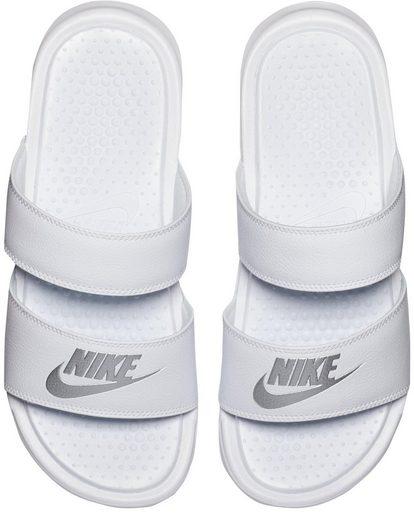 Nike Sportswear »Wmns Benassi Duo Ultra Slide« Badesandale