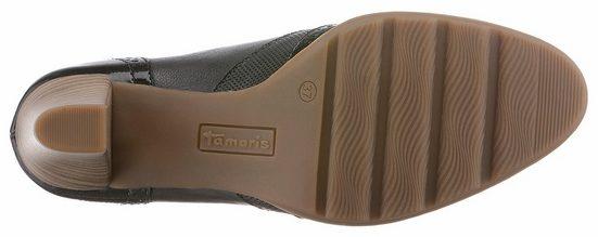 Tamaris Hochfrontpumps, mit ergonomisch geformter Brandsohle