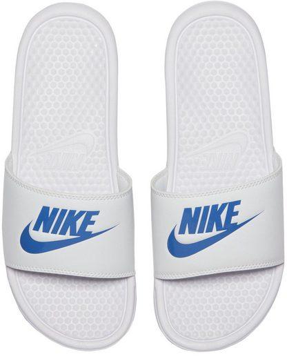 Nike Sportswear »Benassi Just do it« Badesandale