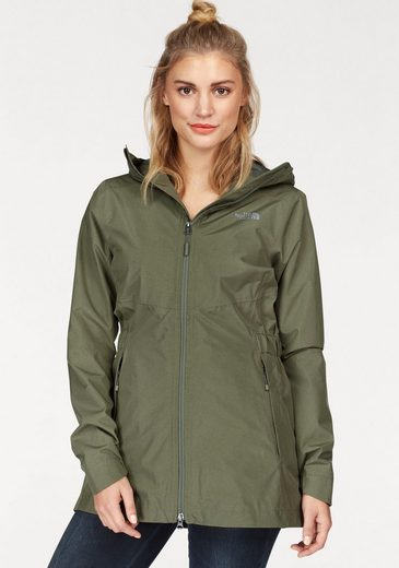 The North Face Outdoorjacke HIKESTELLER PARKA, wind- und wasserdicht