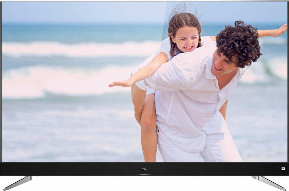 tcl u55c7006 led fernseher 139 cm 55 zoll 4k ultra hd smart tv online kaufen otto. Black Bedroom Furniture Sets. Home Design Ideas