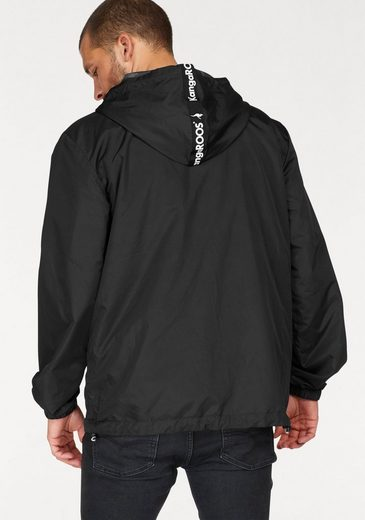 Kangaroos Windbreaker, Portable From 2 Sides