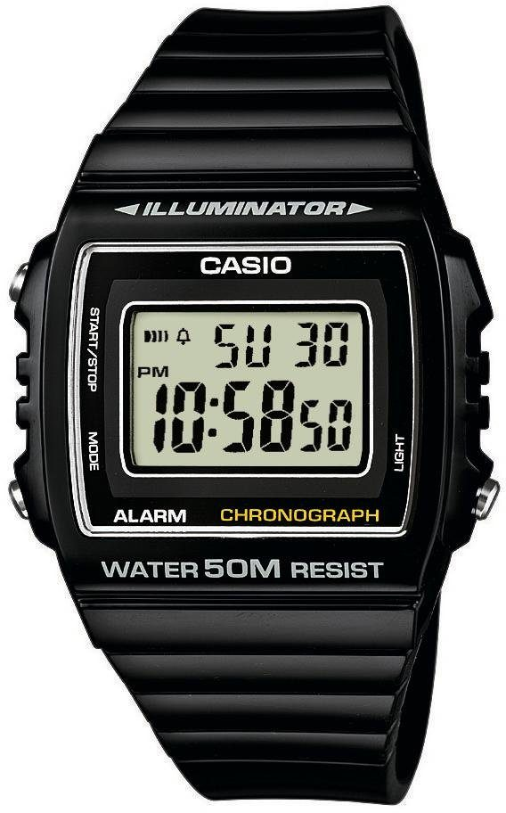 Casio Collection Chronograph »W-215H-1AVEF«