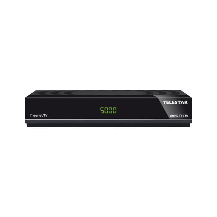 TELESTAR DVB-T2HD Receiver inkl. freenet TV »digiHD TT 7 IR«