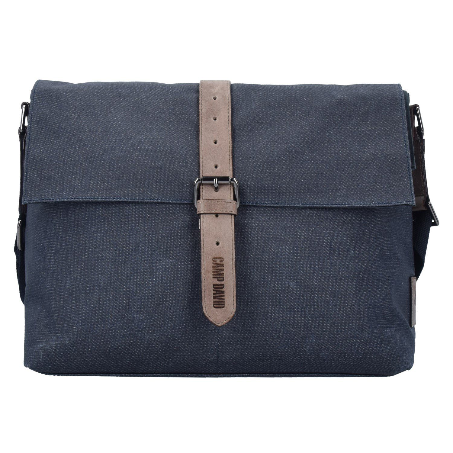 CAMP DAVID Newark Messenger 37 cm Laptopfach