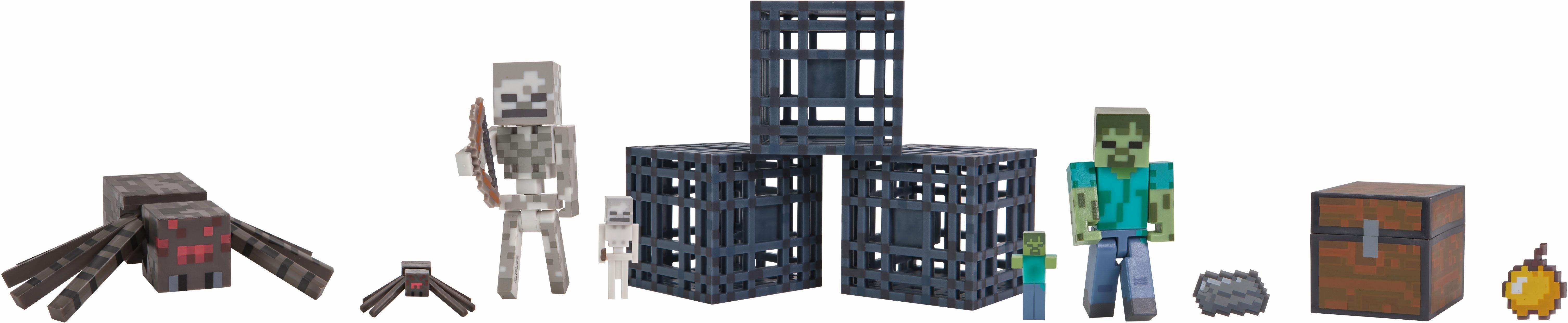 Multipack Spielset, »Minecraft, Verlies«