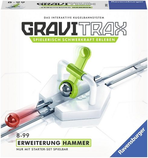 Ravensburger Kugelbahn »GraviTrax® Hammer«
