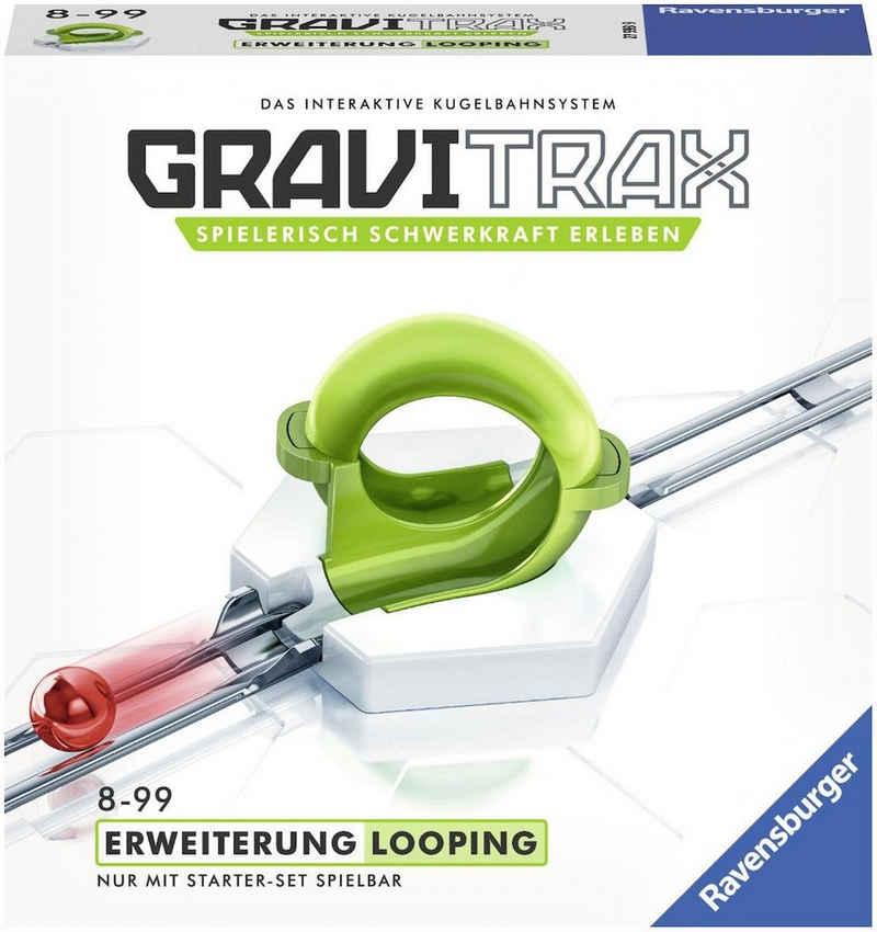 Ravensburger Kugelbahn-Bausatz »GraviTrax® Looping«, Made in Europe, FSC® - schützt Wald - weltweit