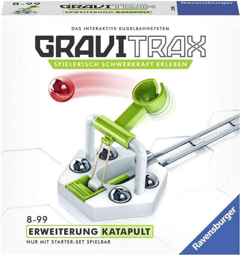 Ravensburger Kugelbahn-Bausatz »GraviTrax® Katapult«, Made in Europe, FSC® - schützt Wald - weltweit
