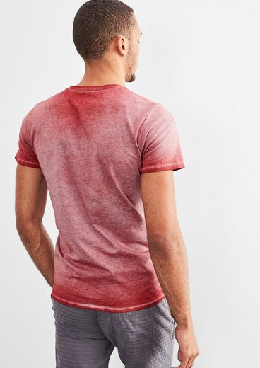 Q/S designed by Printshirt in Cold Pigment Dye