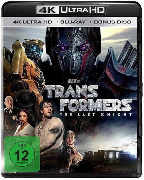 Universal BLU-RAY Film »Transformers: The Last Knight (4K UHD)«