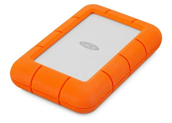 """LaCie Rugged Mini, 4 TB, tragbare externe Festplatte »2.5"""", USB 3.0, für Mac & PC«"""