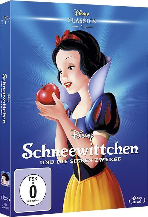 Disney BLU-RAY Film »Schneewittchen und die 7 Zwerge (Disney Classics)«
