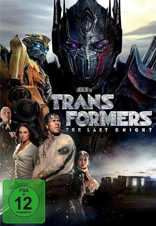 Universal DVD - Film »ClubCinema - Transformers: The Last Knight«