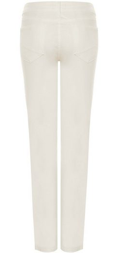 NYDJ Marilyn Straight Leg aus Coloured Denim