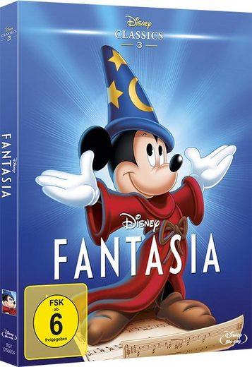 Disney BLU-RAY Film »Fantasia (Disney Classics)«