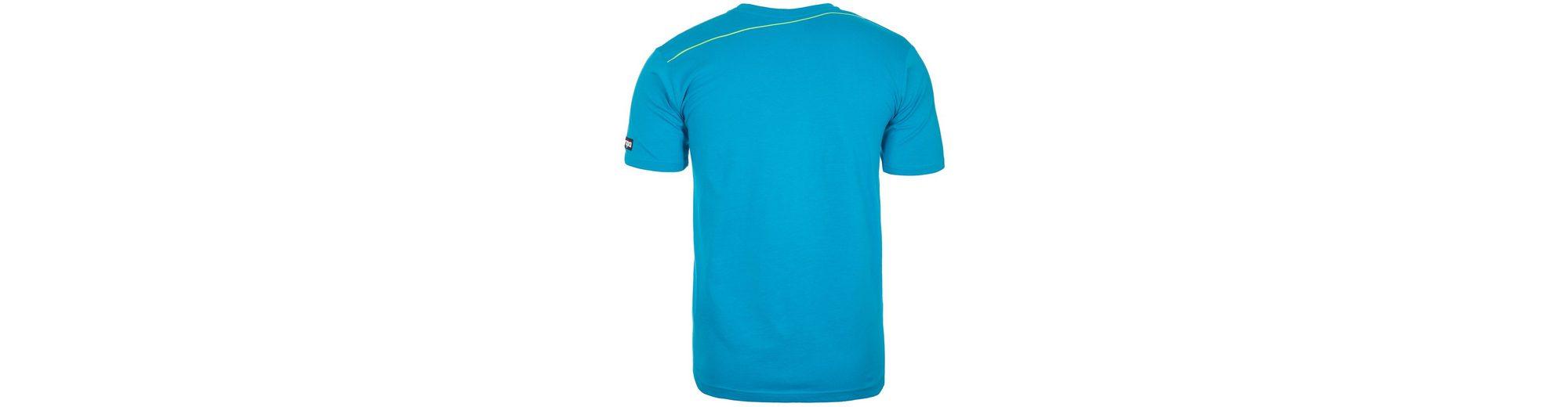 Billig 2018 Neueste KEMPA Core Baumwoll V-Kragen T-Shirt Herren Komfortabel Zu Verkaufen wqtpLPJE