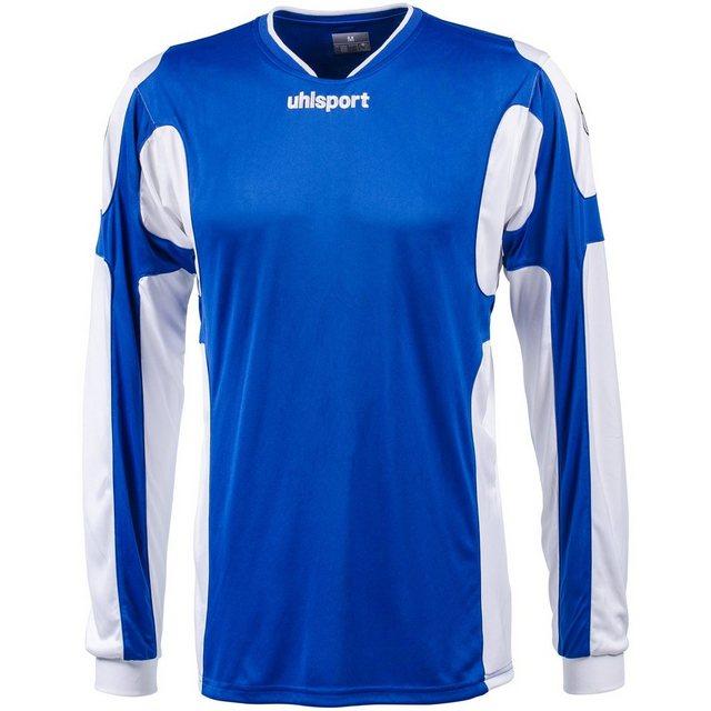 Uhlsport Cup Trikot Langarm Herren | Sportbekleidung > Trikots > Sonstige Trikots | Blau | Cup - Trikot - Polyester | Uhlsport