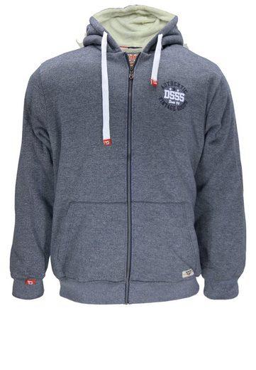 D555 Sweat Jacket