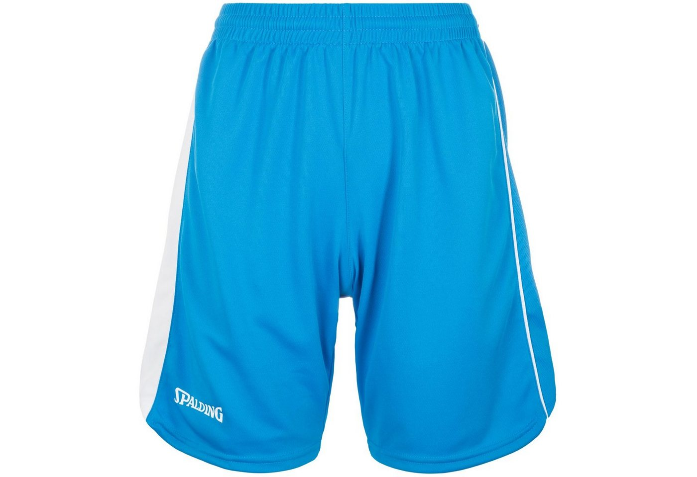 Spalding 4her II Basketballshort Damen   Sportbekleidung > Sporthosen > Basketballshorts   Blau   Polyester   Spalding