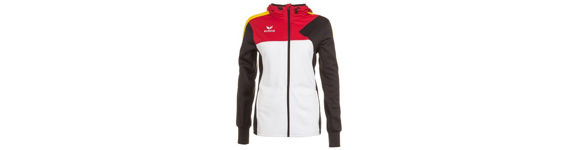 ERIMA Premium One Trainingsjacke mit Kapuze Damen Billige Sammlungen EwPZa