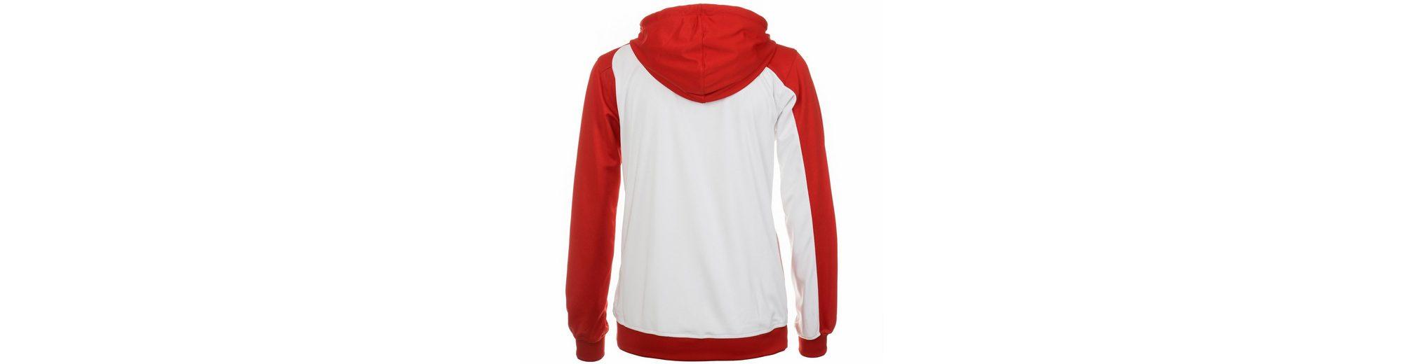 ERIMA Club 1900 Trainingsjacke mit Kapuze Damen Billig Verkauf Beliebt Günstig Kaufen Eastbay YNuo8E