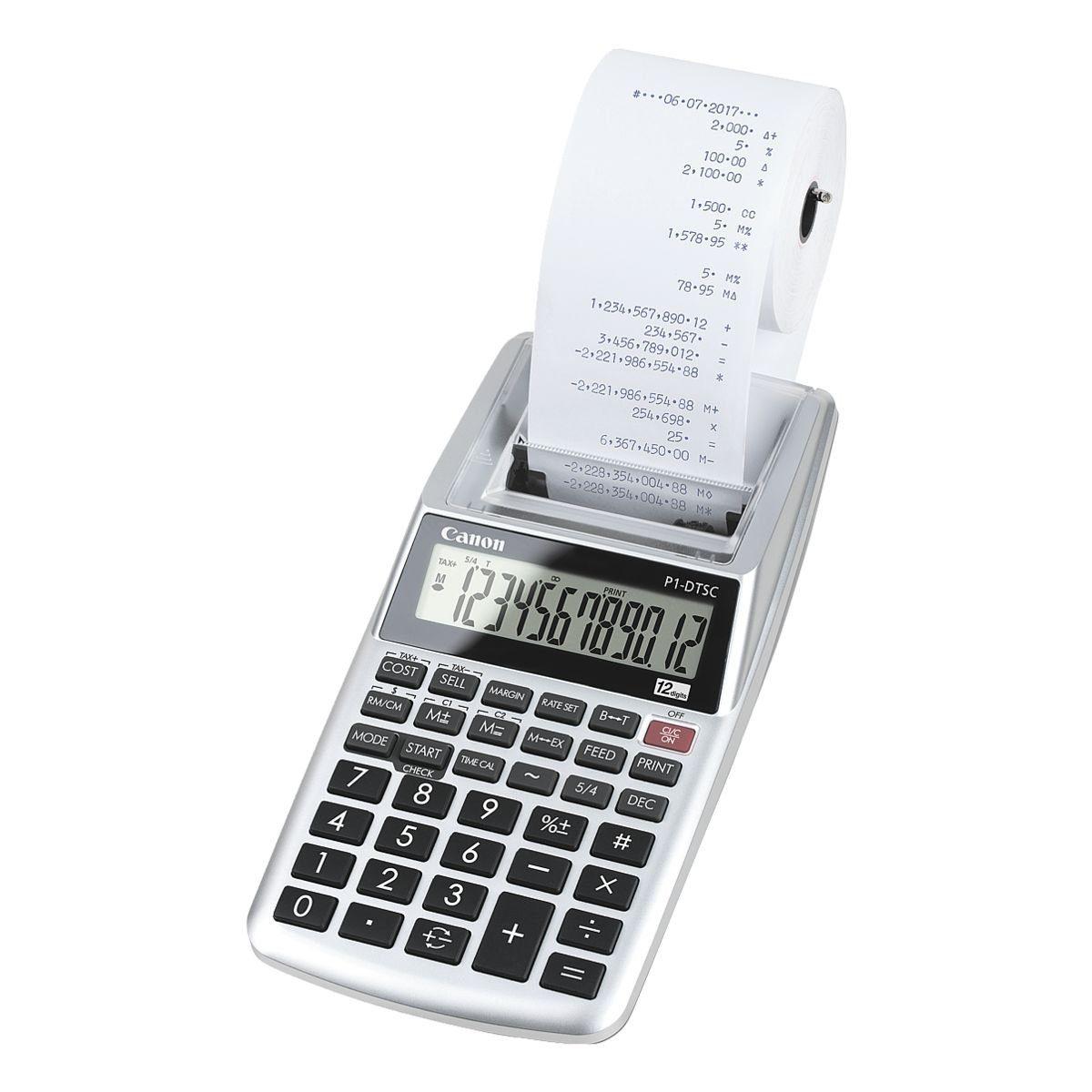 Canon Druckender Tischrechner »P1-DTSC II«