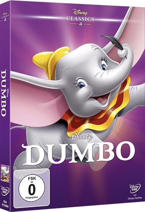 Disney DVD - Film »Dumbo (Disney Classics)«