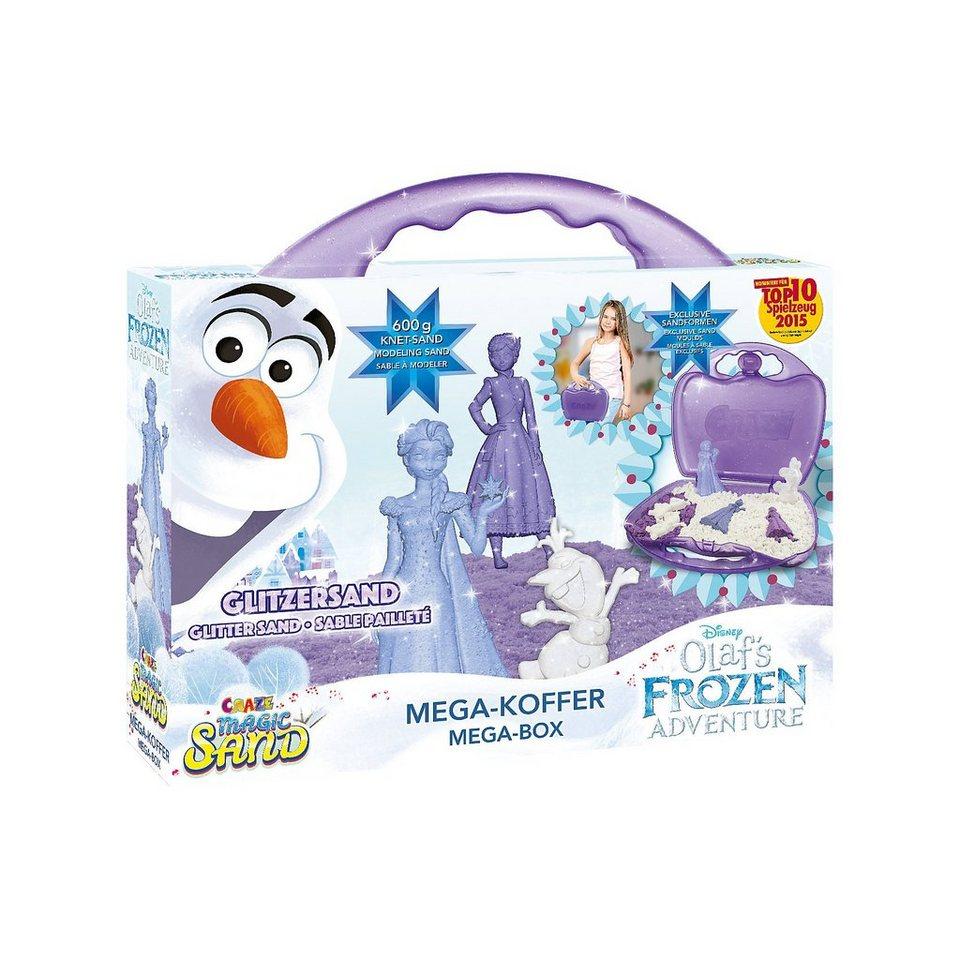 CRAZE Magic Sand Eiskönigin Koffer online kaufen