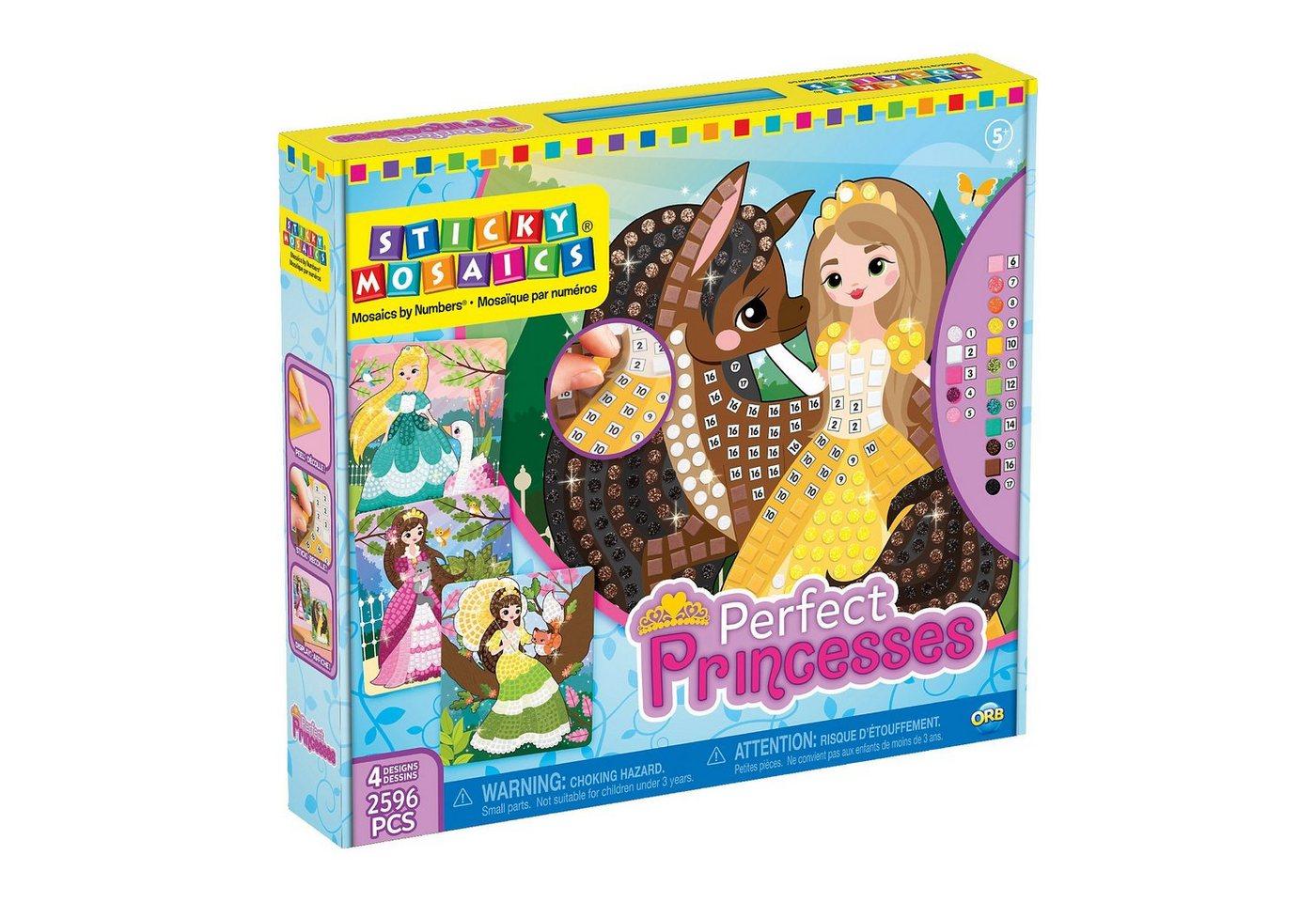 Sticky Mosaics Prinzessinnen - Preisvergleich