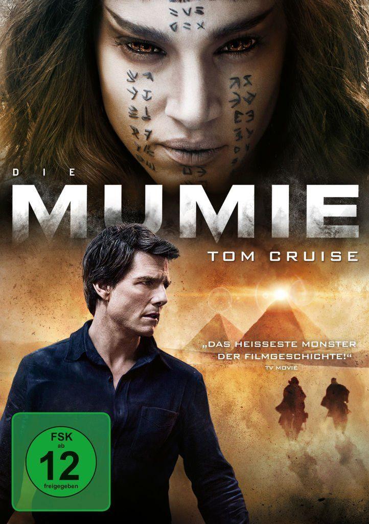 Universal DVD - Film »Die Mumie (2017)«