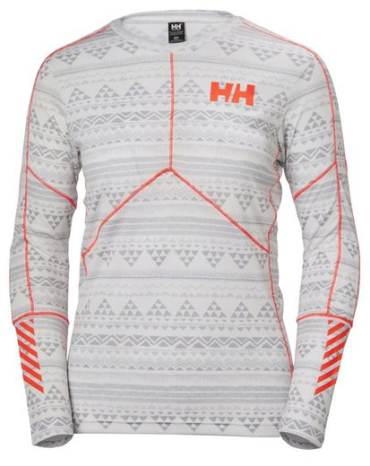 Helly Hansen Damen Sportbekleidung LIFA ACTIVE GRAPHIC CREW