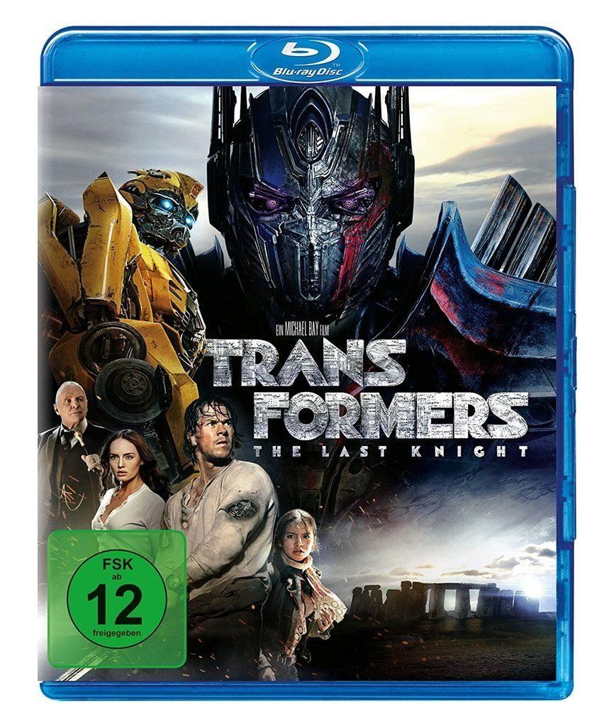 Universal BLU-RAY Film »ClubCinema - Transformers: The Last Knight«