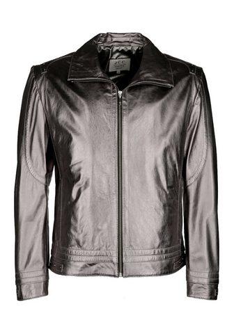 Куртка кожаная с воротник »GH-19...
