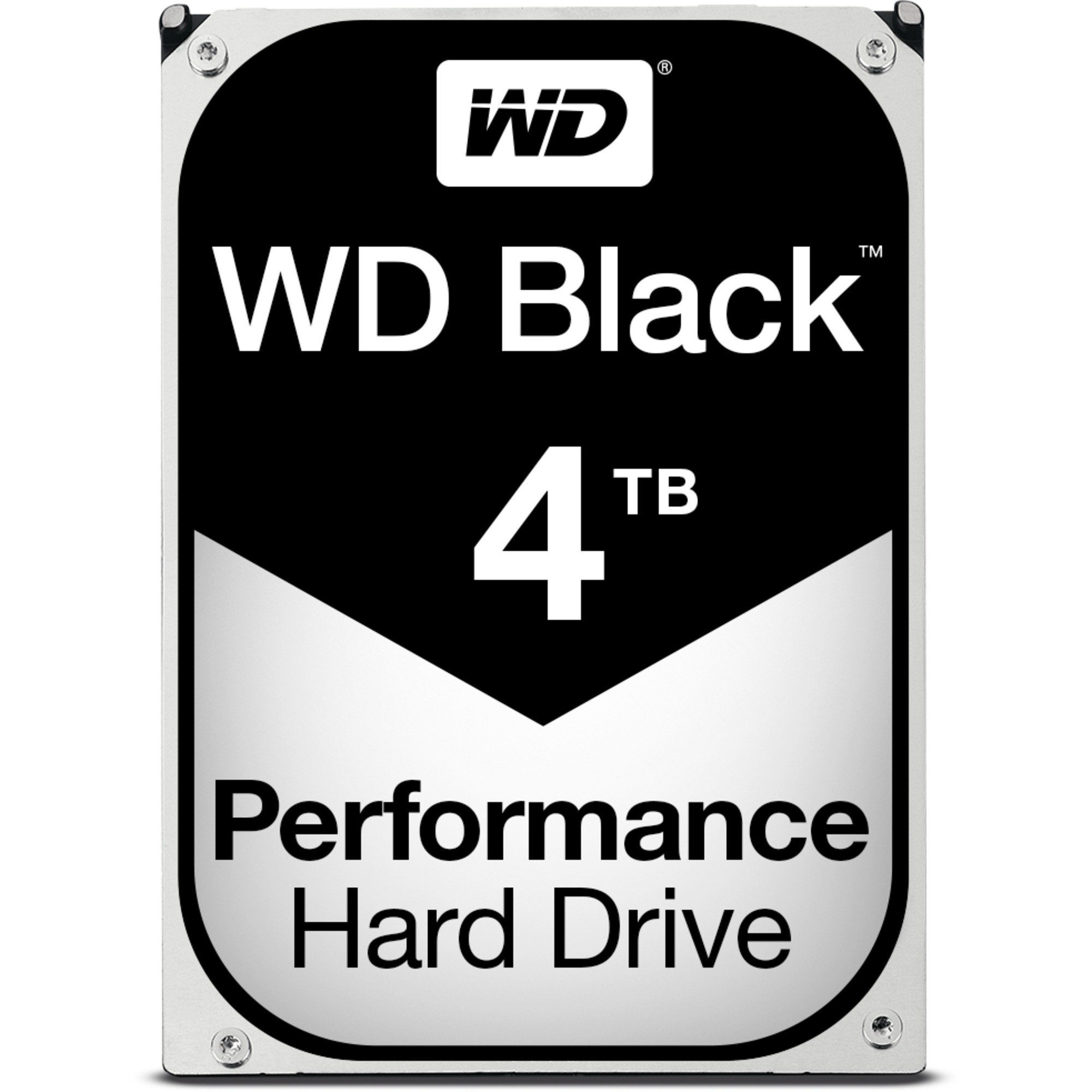 Western Digital Festplatte »Black 4 TB«