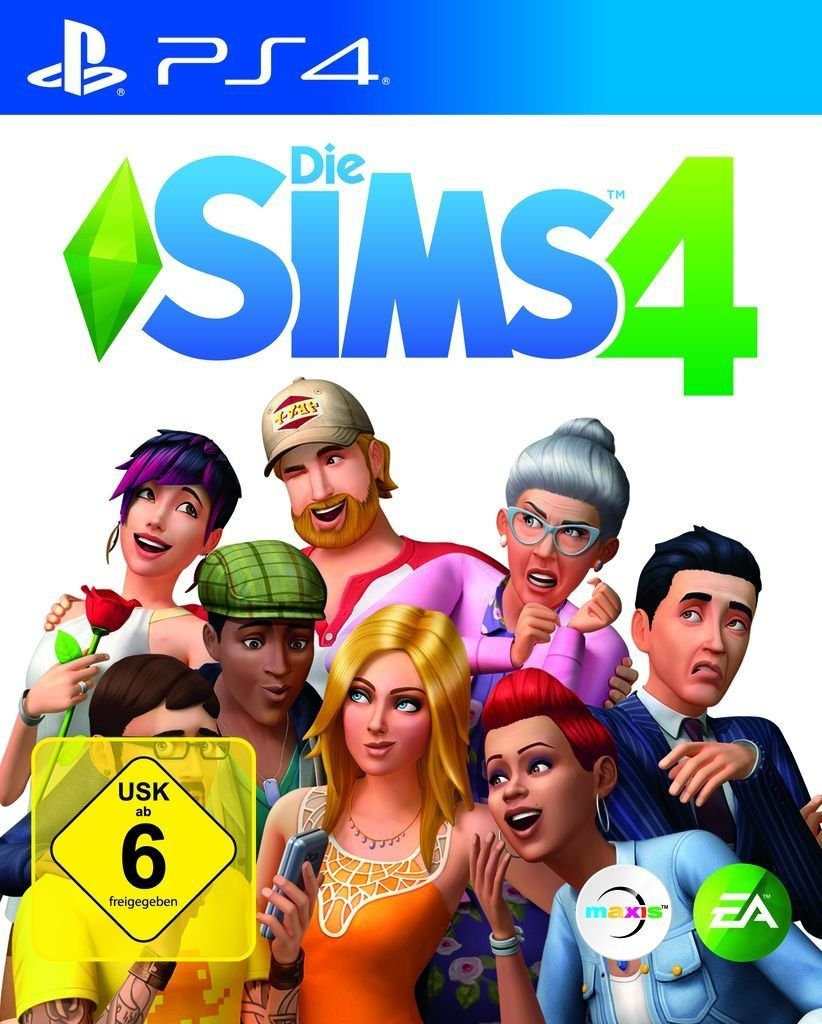 Electronic Arts Playstation 4 - Spiel »Die Sims 4«
