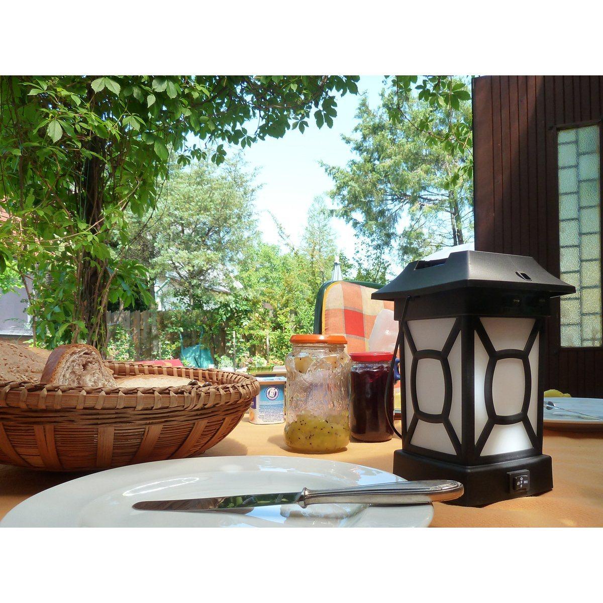 ThermaCell ThermaCell - Mückenabwehr Laterne mit LED | Dekoration > Kerzen und Kerzenständer > Laternen | Kunststoff | ThermaCell