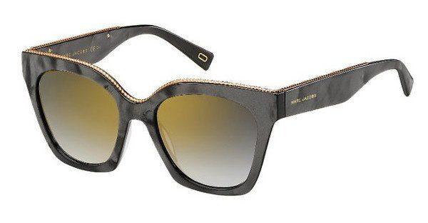 MARC JACOBS Marc Jacobs Damen Sonnenbrille » MARC 162/S«, grau, C8W/FQ - grau/ gold