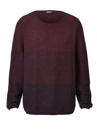 Men Plus by Happy Size Pullover