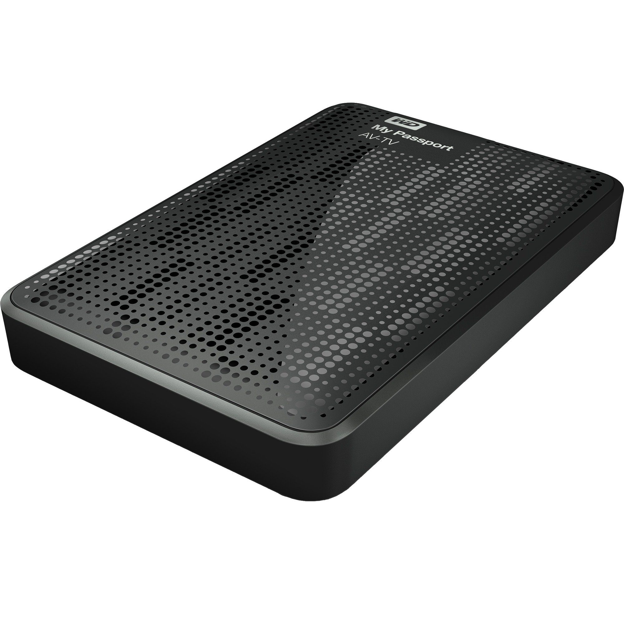 Western Digital Festplatte »My Passport AV-TV 1 TB«