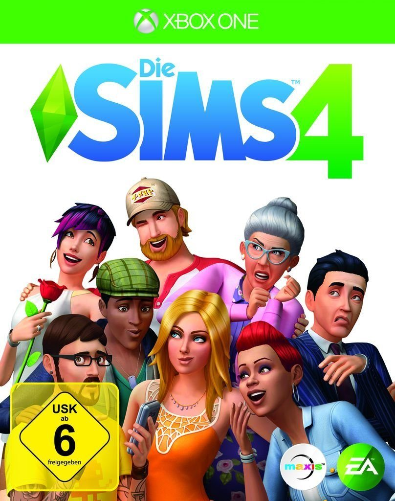 Electronic Arts XBOX One - Spiel »Die Sims 4«