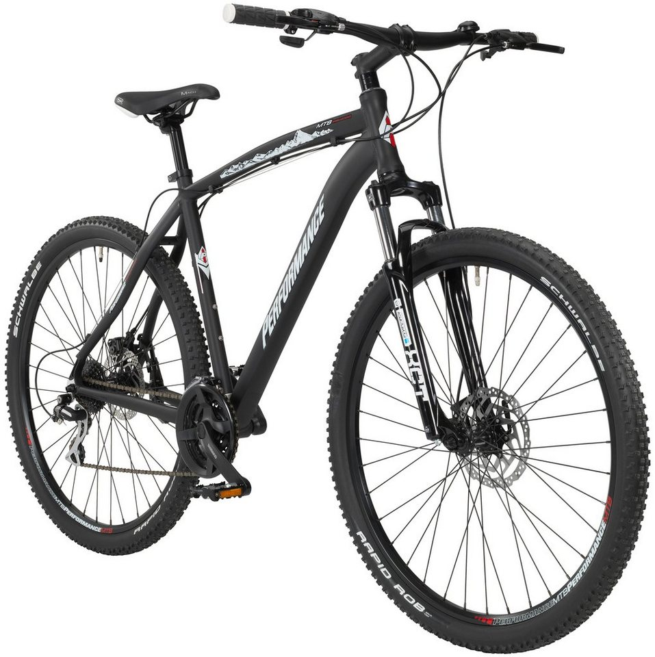 performance crossbike mountainbike 29 zoll 24 gang. Black Bedroom Furniture Sets. Home Design Ideas