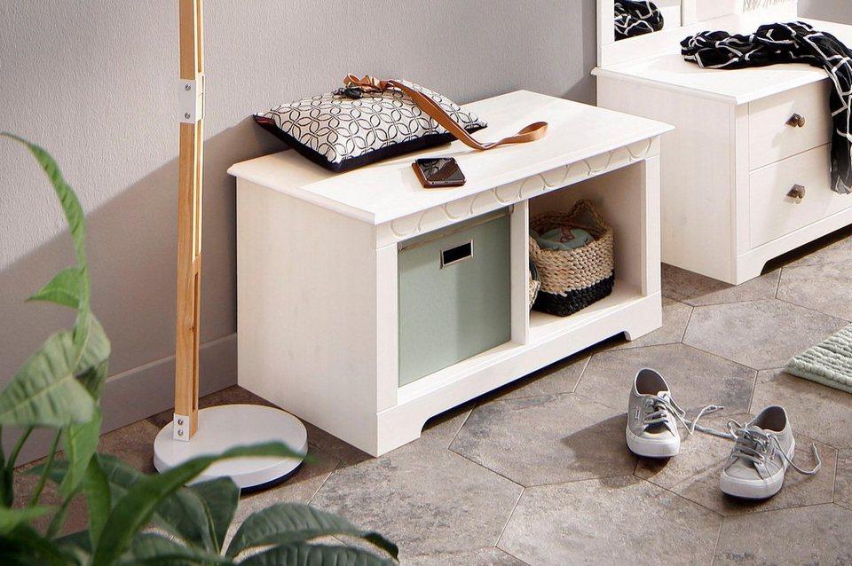 Home Affaire Sitzbank Laura Breite 90 Cm Kaufen Otto