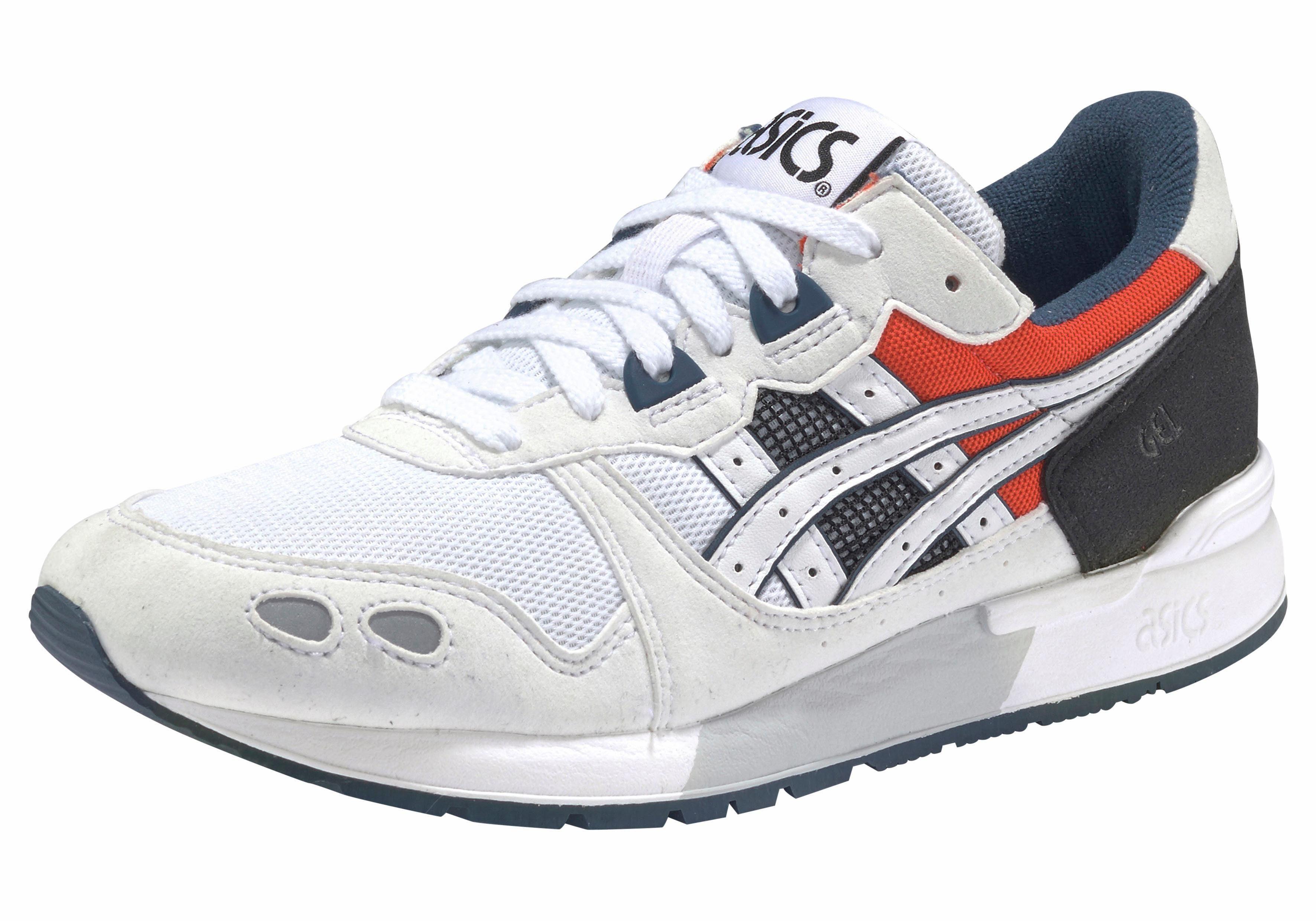 ASICS tiger GEL-LYTE Sneaker, unisex kaufen  weiß-petrol-orange