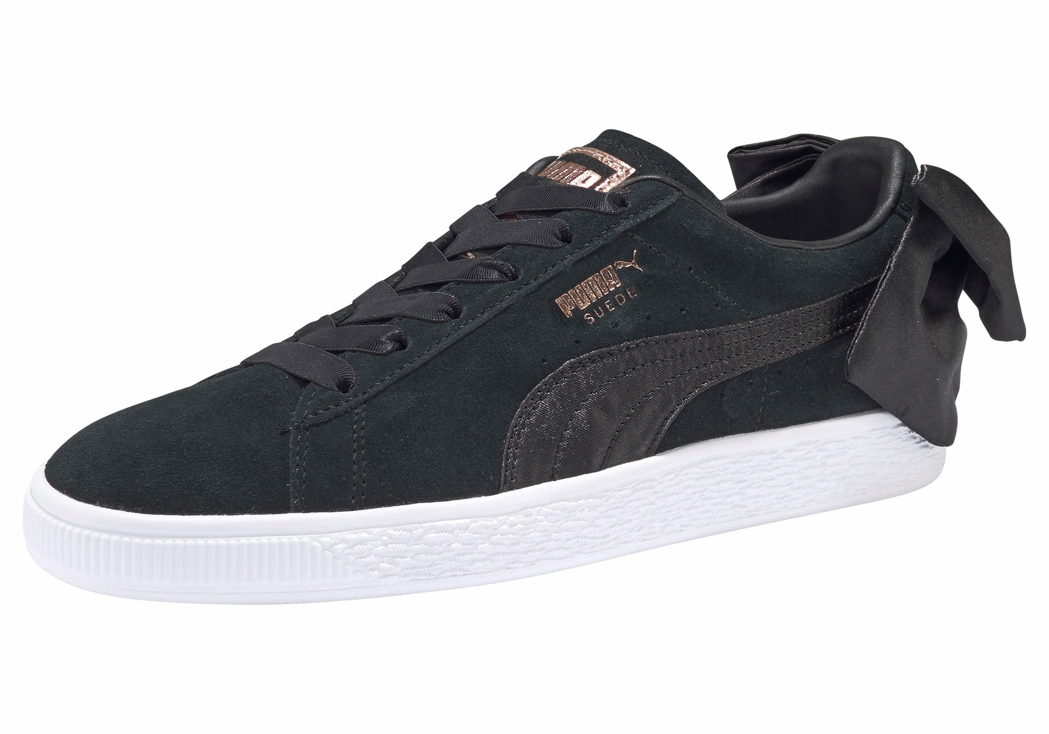 PUMA »Suede Bow Wn´s« Sneaker Schleife kaufen | OTTO