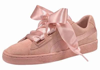 damen schuhe puma sneaker rosa