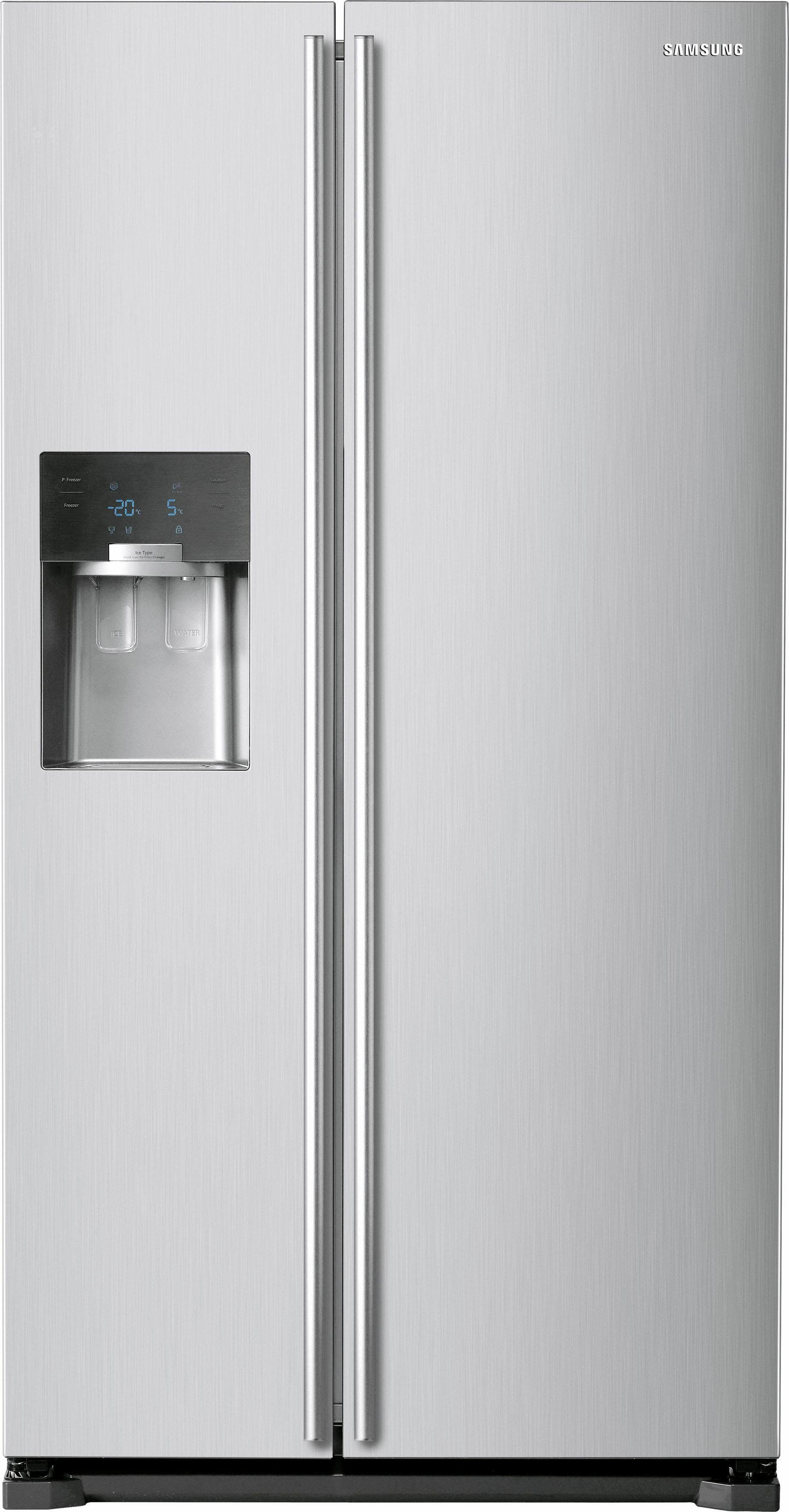 Samsung Side-by-Side SBS7060 RS7568THCSL, A++, 178,9 cm hoch, NoFrost