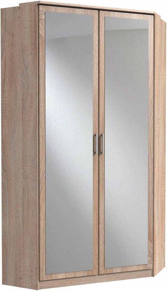 eckschrank mit spiegel machen sie den preisvergleich bei nextag. Black Bedroom Furniture Sets. Home Design Ideas