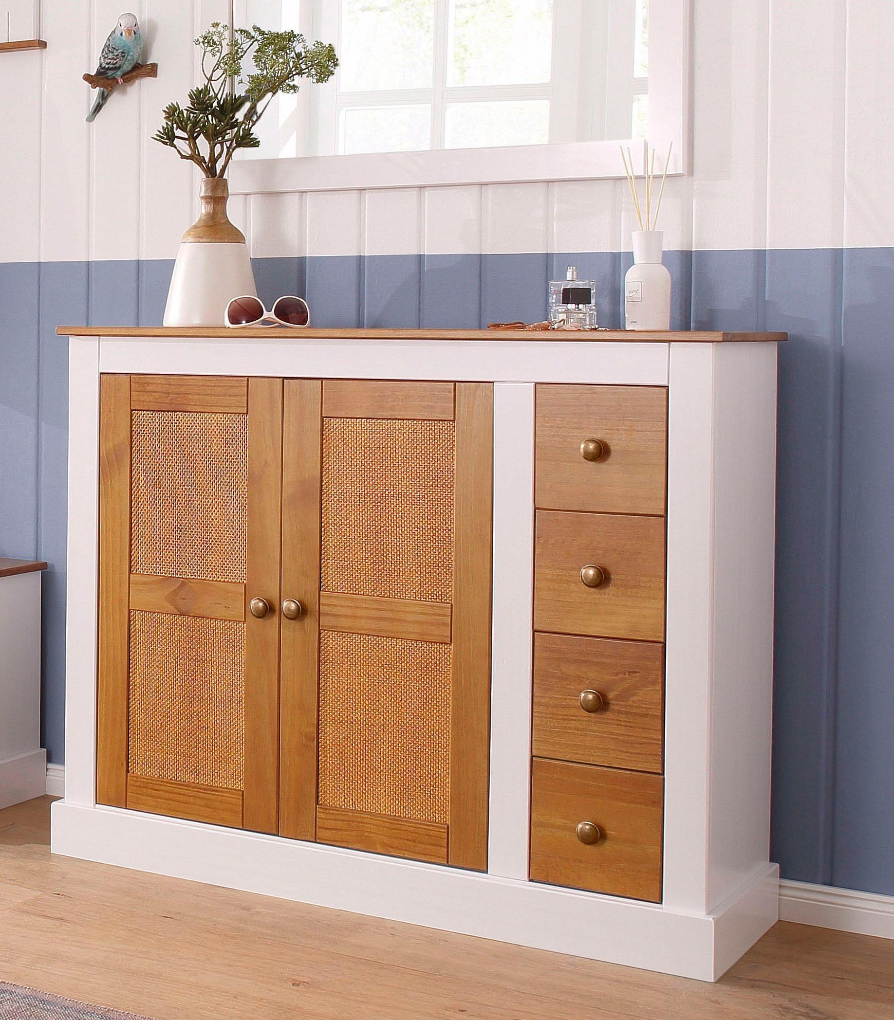 schuhschrank kiefer preisvergleich die besten angebote. Black Bedroom Furniture Sets. Home Design Ideas