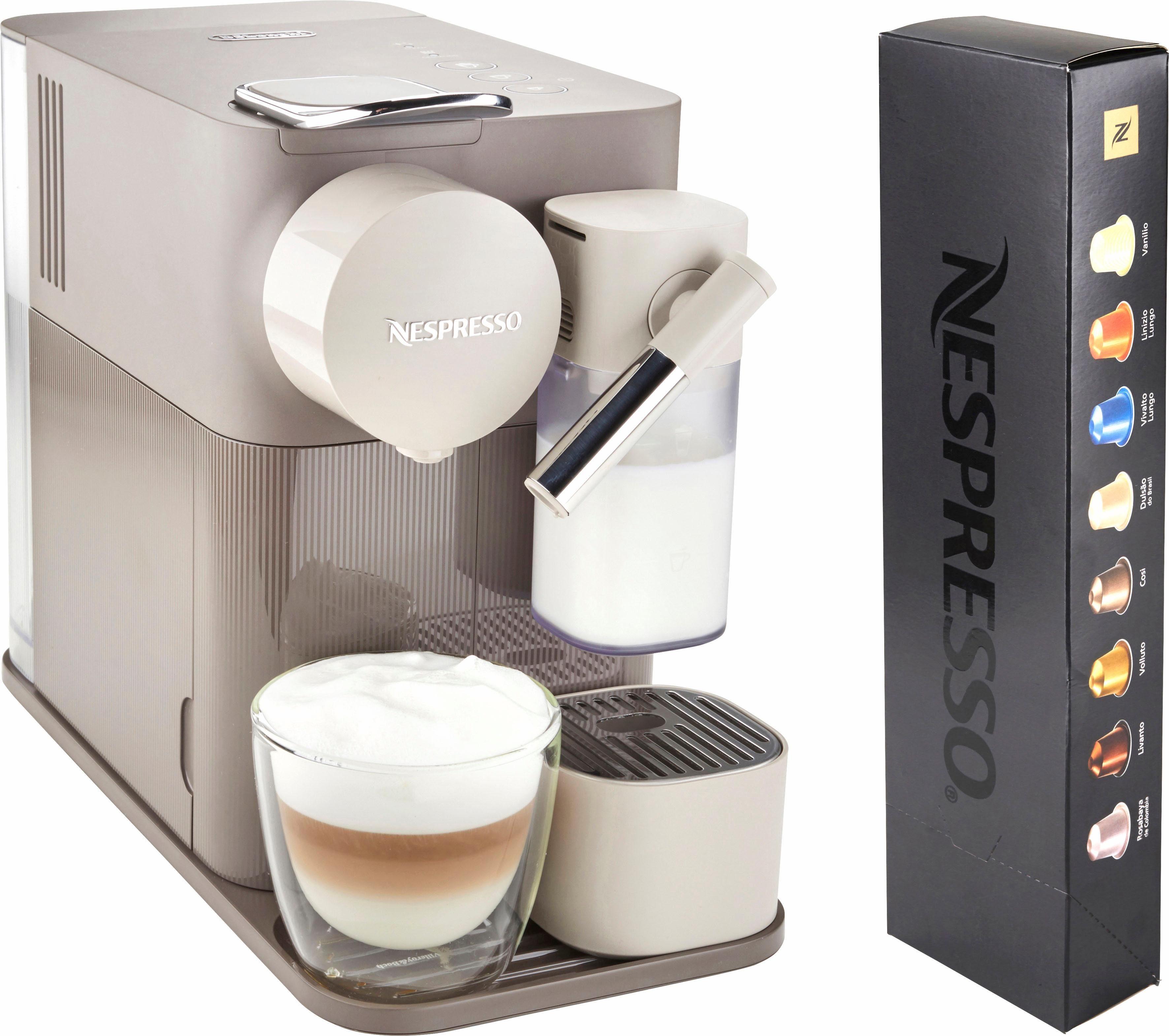 Nespresso Kapselmaschine Lattissima One EN 500.BW